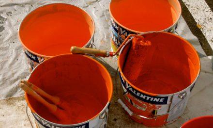 Comment nettoyer de l 39 huile seche for Nettoyer une peinture a l huile