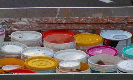 Jeter ses pots de peinture