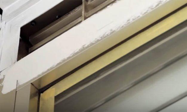 Repeindre une fenêtre en PVC