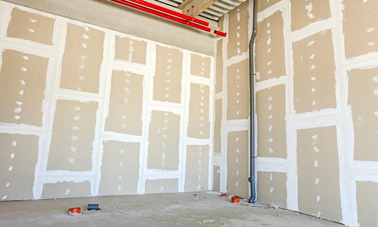 Peindre Un Mur En Placo La Peinture Pour Plaque De Plâtre