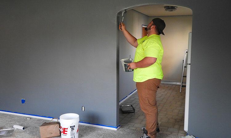 Preparer Un Mur Avant Peinture Comment Peindre