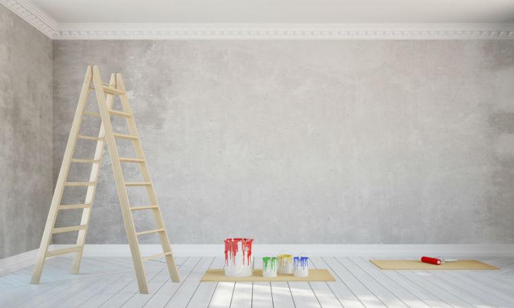 Lessiver Un Mur Comment Peindre