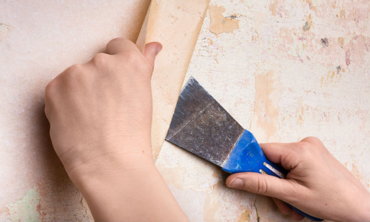 Preparer mur avant crepi