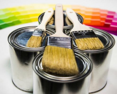 Peindre joints de carrelage mural et au sol